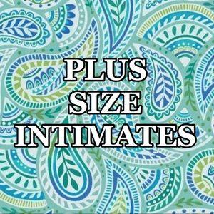 Plus size bras, lingerie, sports bras